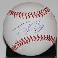 TYLER BEEDE signed (SAN FRANCISCO GIANTS) Official Major League baseball W/COA