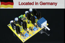 Assembled preamp board base on JC-2 circuit.(Class A parallel power supply)   GE