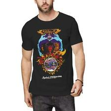 OFFICIAL LICENSED - THIN LIZZY - VAGABONDS T SHIRT ROCK LYNOTT MOORE