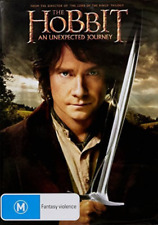 Hobbit - an Unexpected Journey 2013 Martin Freeman DVD R4