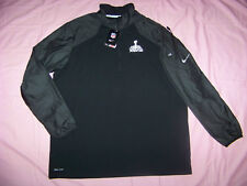 Nike DriFit Men's Superbowl XLVIII 1/4 Zip Pullover NWT XL