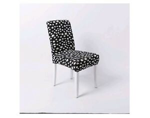 Removable Spandex Chair Covers for Dining Room chair. Great for the holidays.