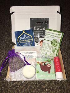 Lockdown Letter Box Gift 💜 Pamper Relaxation Hamper Mother's Day Birthday Gift