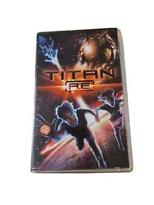 Titan A.E. 2000 VHS