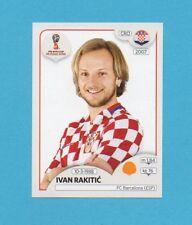 RUSSIA 2018 World Cup-PANINI-Figurina n.321-RAKITIC-CROAZIA-NEW BLACK