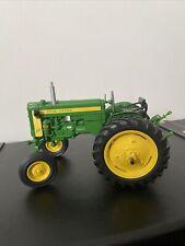 John Deere Model 420 Tractor Ertl Die cast with Headlights (Rare!)
