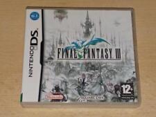 Videojuegos Final Fantasy nintendo Nintendo 3DS