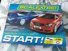 Audi TT Scalextric boxed set