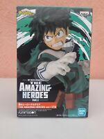 Bandai My Hero Academia The Amazing Heroes Vol. 1 Izuku Midoriya Deku Figure