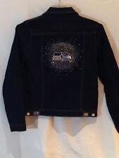 Seattle Seahawks jacket-Ladies w/Rhinestones-XL-#1 Best Seller 4 12th Fans!-GIFT