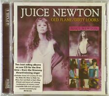 2x CD-Juice Newton-Old Flame/Dirty Looks-Nuovo - #a2940