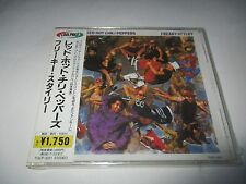 Red Hot Chili Peppers Freaky Style CD Japan Import OBI Strip 1998 NEW