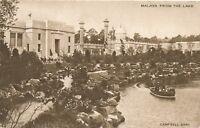 1924 British Empire Exhibition Malaya From the Lake