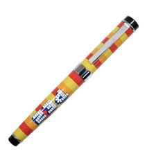 "Archived ACME Studio ""Pez Stripes"" Roller Ball Pen by Pez Candy"