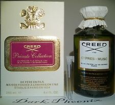 2ml CREED CYPRES MUSC - PRIVATE COLLECTION - RARE DISCONTINUED