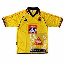 1999 01 Watford Home Football Shirt *Bnib* - Small Adult Original Authentic New