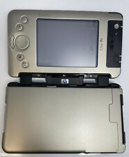 New listing Rare Classic Gold Color Hp Handheld Pc with retractable keyboard