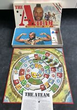 THE A-TEAM BOARDGAME CLIPPER 100% COMPLETE DUTCH RARE C8 #1