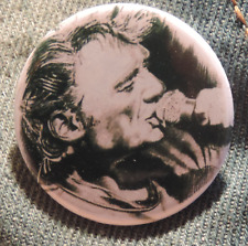 Pin Button Badge Ø38mm JOHNNY HALLYDAY