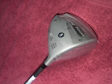 "Long Tom 9*,129/500 Limited-Edition Prototype Raw Driver,48"" BLACKBIRD Stiff-NEW"