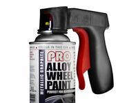 1PC  Pistola aerosol Cerchio per cerchi in lega corpo vernice di riparazione