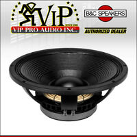 """B&C 15PS100-8 15"""" Professional Replacement Woofer Speaker 1400W 8-Ohm Bass Sub"""