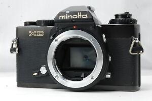 **Not ship to USA** Minolta XD 35mm SLR Film Camera Body Only  SN3076463