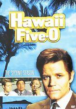 Hawaii Five-O - The Complete Second Season (DVD, 2012, 6-Disc Set)