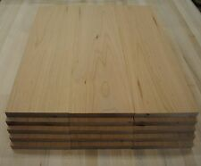 "27 Cherry thin boards lumber wood crafts doll house hobby 3"" x 12-1/2"" x 1/4"""