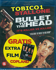 BLU RAY : BULLET TO THE HEAD + COP LAND - SYLVESTER STALLONE - NIEUW SEALED