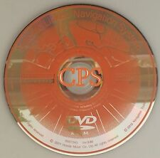 2004 2005 2006 Acura TL Orange Navigation DVD # 3.B0 Map © 9/2011 Edition 2012
