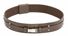 Star Wars Jedi Belt in Brown for your Anakin Skywalker Costume - from UK