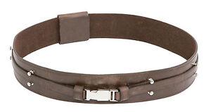 STAR WARS JEDI Cinturón en marrón para su ANAKIN SKYWALKER Disfraz -