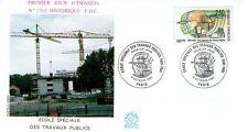 FDC - FRANCE 2726 - ECOLE SPECIALE DES TRAVAUX PUBLICS