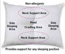Sleepy Hollow Anti Stress Pillow, Therapeutic Support Pillow Improves Sleep