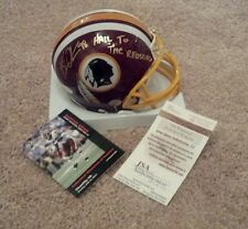 Washington Redskins Brian Orakpo signed auto Mini Helmet w/ HTTR insc JSA