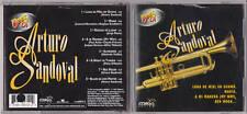 Arturo Sandoval - The Best Of - Rare Used CD - Promo - 1217