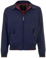 Giubbotto giubbino uomo Merc London Men GILMOUR TECHNICAL Harrington Jacket