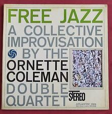 ORNETTE COLEMAN  LP ORIG US FREE JAZZ ATLANTIC 1364