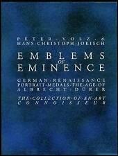 Emblems of Eminence: German Renaissance Portrait Medals by Hans Christoph Jokisc