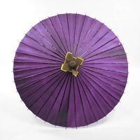 Wagasa - Ombrelle Japonaise / Japanese Umbrella - Bangasa Purple