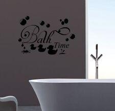 Pegatinas y plantillas de pared color principal negro de arte para el hogar