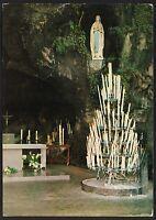AD4023 France - Lourdes - La Grotte