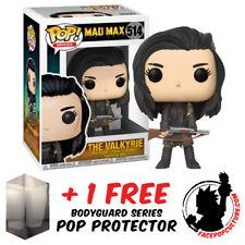 FUNKO POP MAD MAX FURY ROAD THE VALKYRIE VINYL FIGURE + FREE POP PROTECTOR