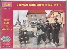 ICM WWII German Tank Crew, 1939-41, Fuel Re-Supply, Figures in 1/35 271