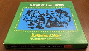 THE LAST DROP OF WATER (1911) D W Griffith Super 8mm B&W Silent Blackhawk Print