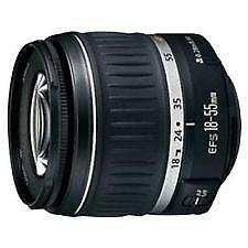 Canon EF-S 18-55mm F/3.5-5.6 1:3.5-5.6 IS II Zoom Lens for Canon DSLR Camera