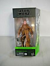 STAR WARS Black Series Han Solo Endor Return of the Jedi   6 Inch HASBRO (L)