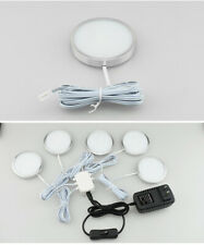 4-8pcs/kits DC 12v 5W 39pcs 2835leds LED Puck/under Cabinet Light,LED spotlight