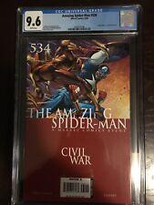 Marvel Comics AMAZING SPIDER-MAN 534 CGC Grade 9.6 (09/06)